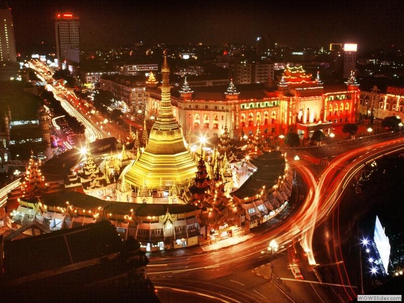 海外事務所 ヤンゴン イメージ